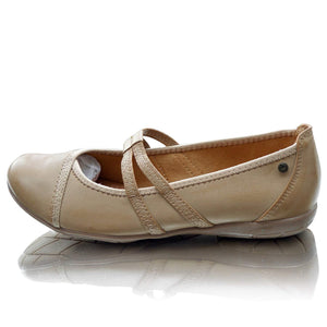 Womens Ladies Flat Ballerina Ballet Dolly Casual Walking Shoes UK Size 3-8