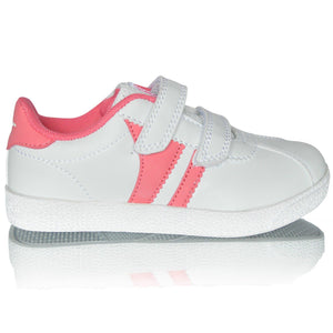 Kids Boys Girls Casual Trainers Plimsolls Sports  Shoes