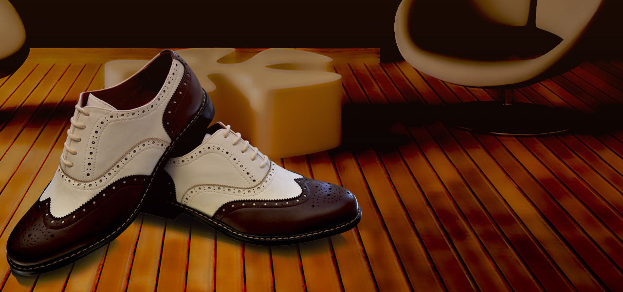 mens formal brogue shoes
