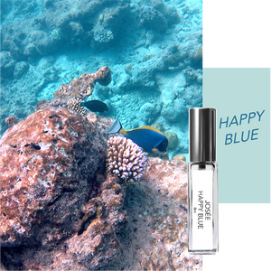Happy Blue Perfume Absolute 8ml - JOSÉE Organic Beauty & Perfume