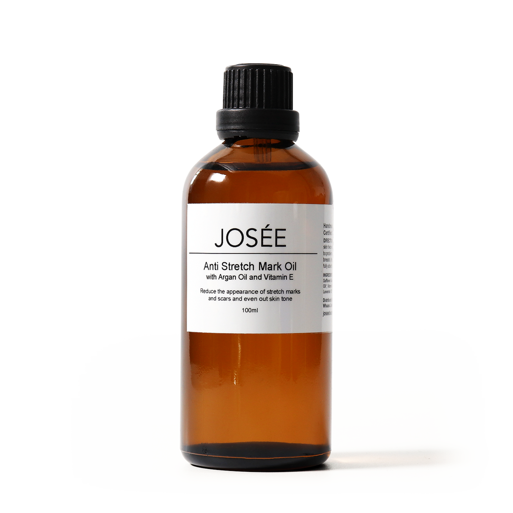 Anti-Stretch Mark Oil 50ml - JOSÉE Organic Beauty & Perfume