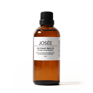Anti-Stretch Mark Oil 30ml - JOSÉE Organic Beauty & Perfume