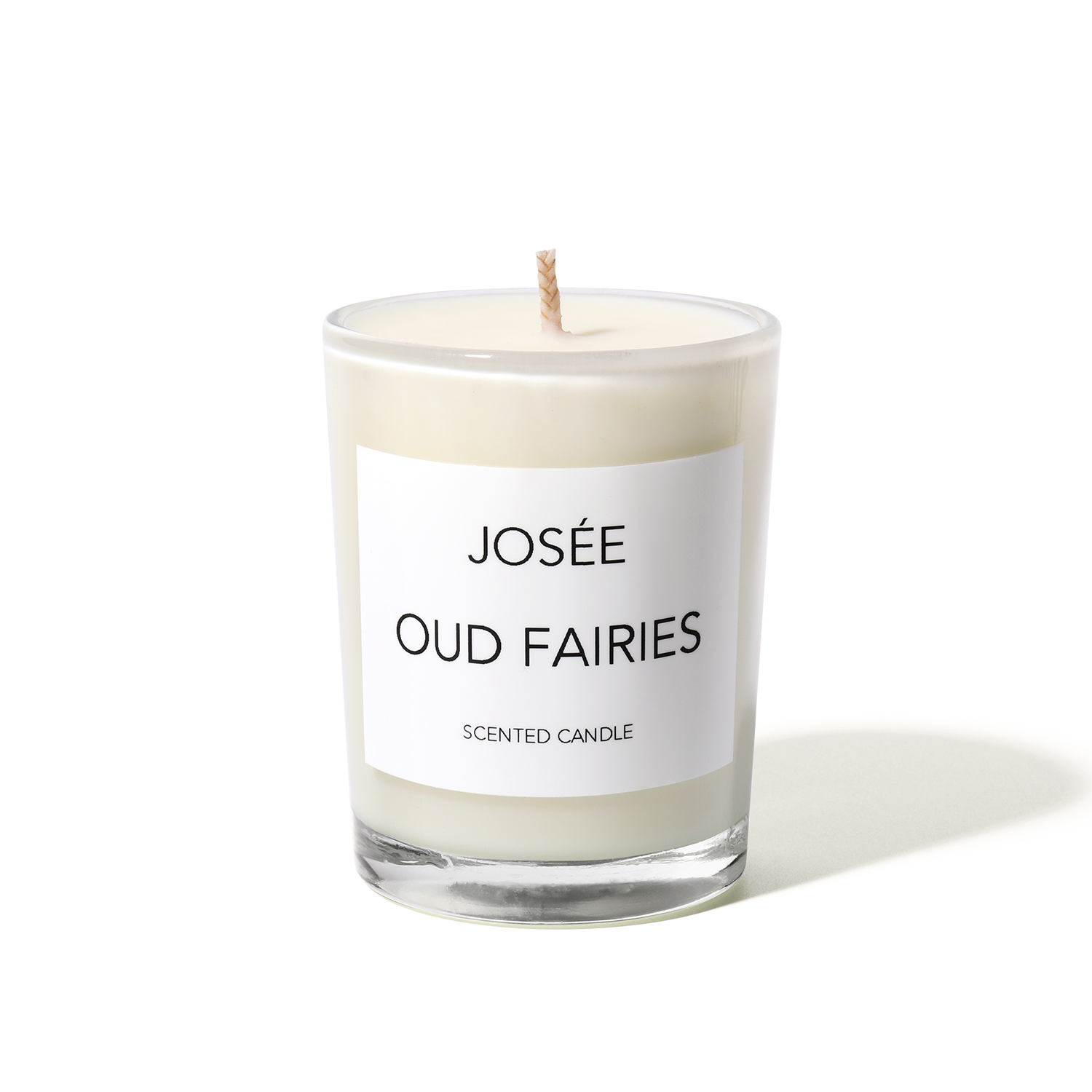 Oud Fairies Scented Candle 70g - JOSÉE Organic Beauty & Perfume