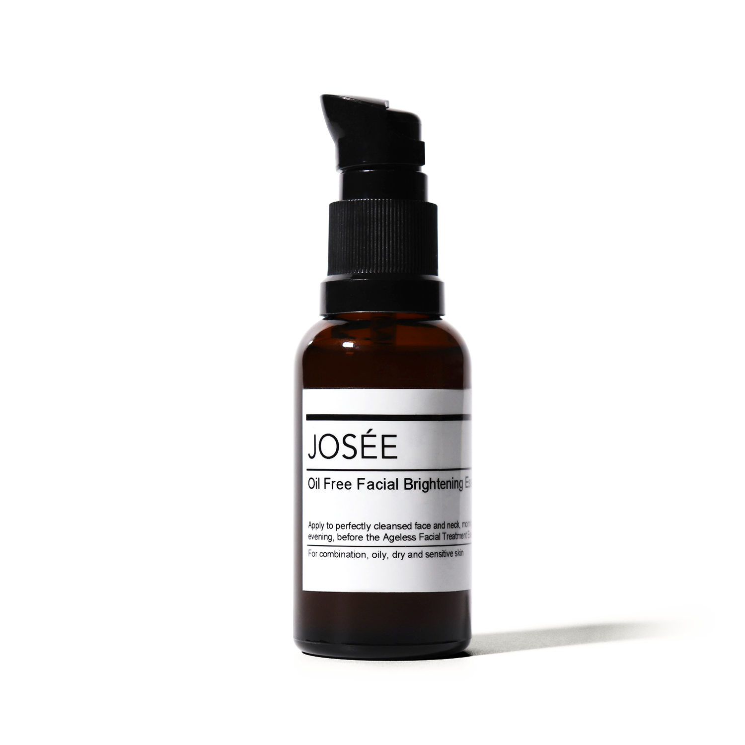 Oil Free Facial Brightening Serum 30ml - JOSÉE Organic Beauty & Perfume