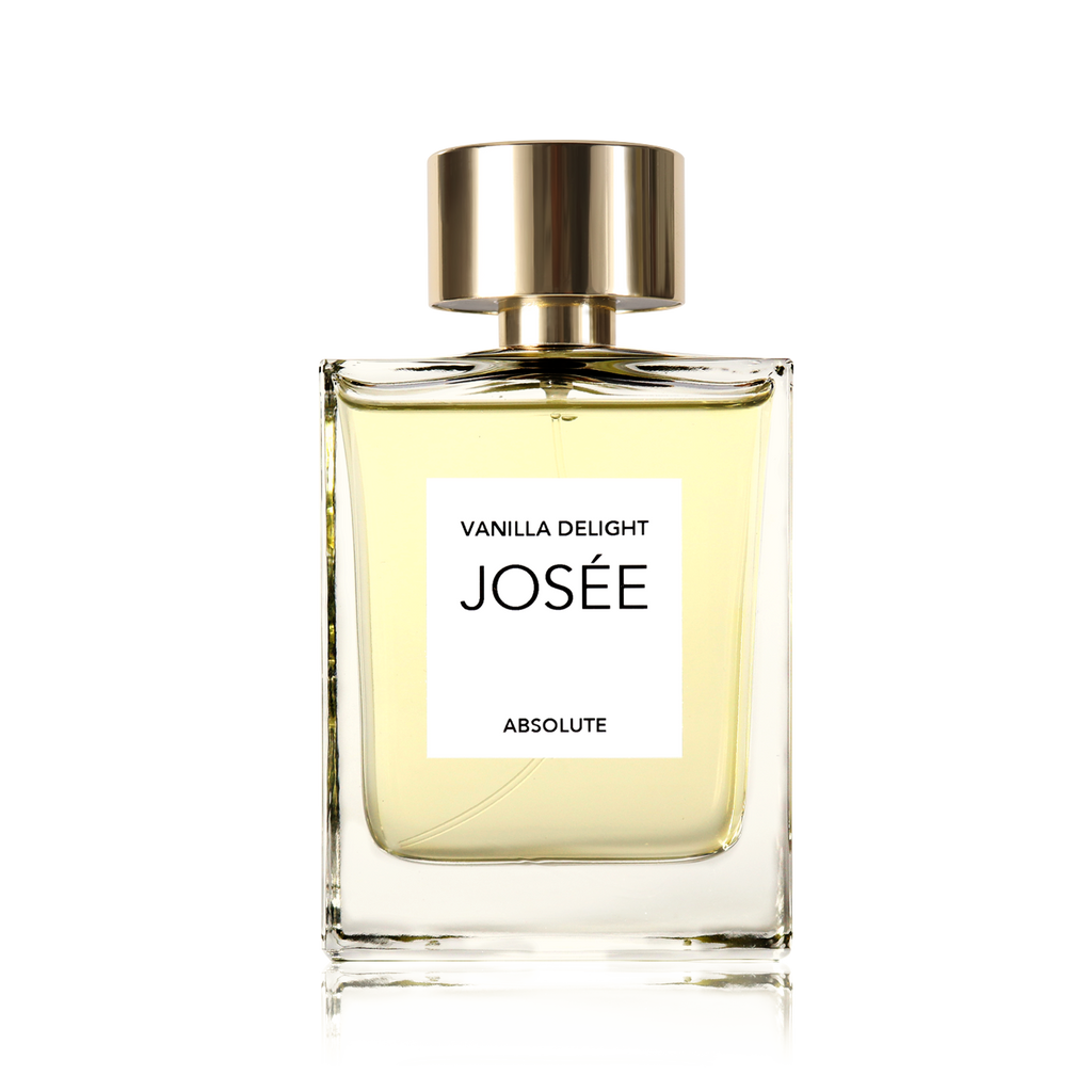 Vanilla Delight Perfume Absolute 100ml - JOSÉE Organic Beauty & Perfume
