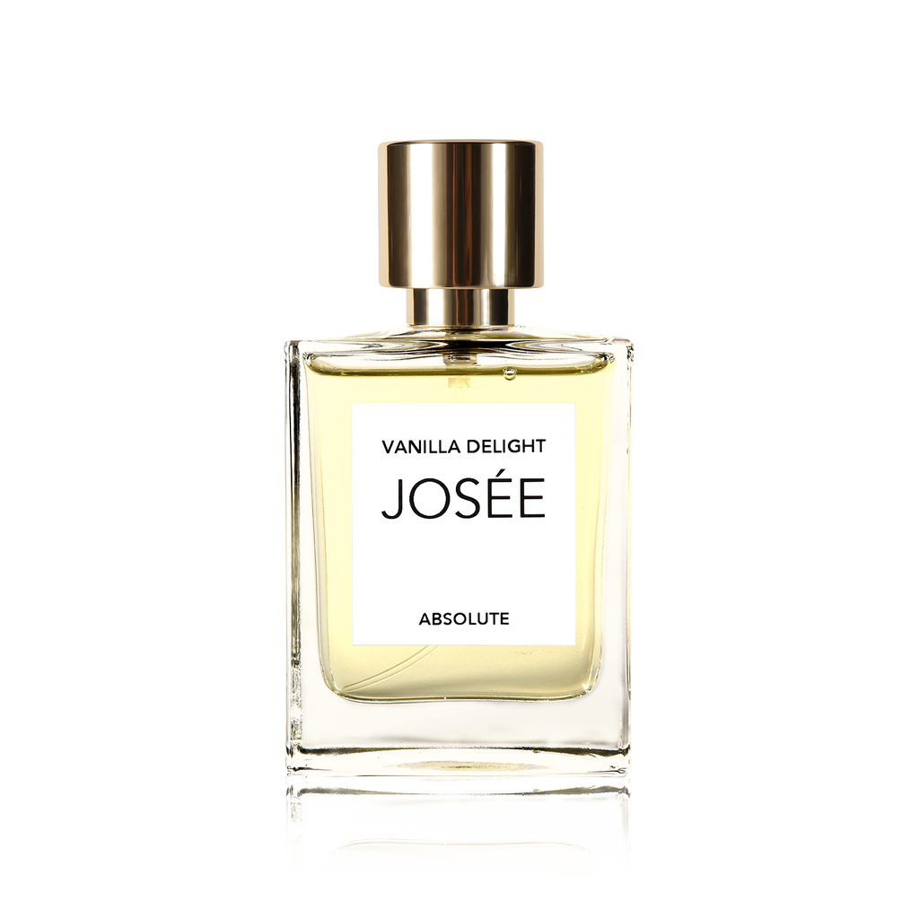 Vanilla Delight Perfume Absolute 50ml - JOSÉE Organic Beauty & Perfume