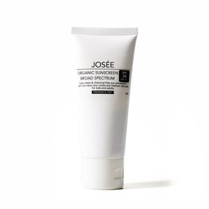 Organic Sunscreen SPF30 50ml - JOSÉE Organic Beauty & Perfume