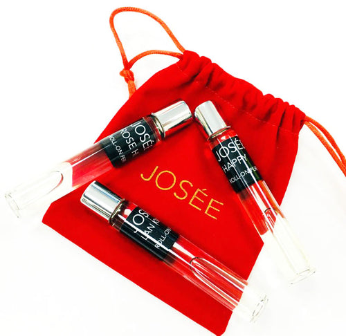 Perfect to Travel Set - JOSÉE Organic Beauty & Perfume