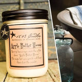 Apple Butter House Soy Jar Candle - 14oz
