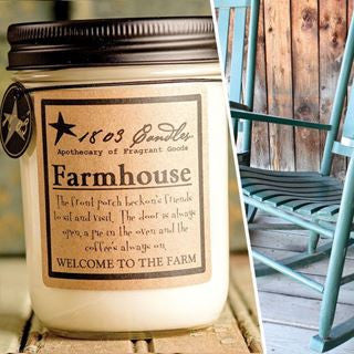 Grandma's Kitchen Soy Jar Candle - 14oz.