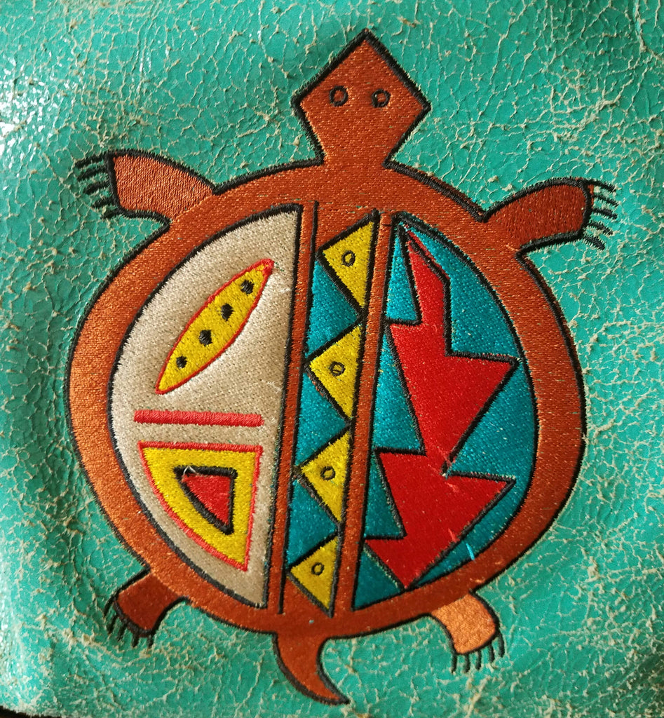 Turtle Bag by Kurtmen Designs