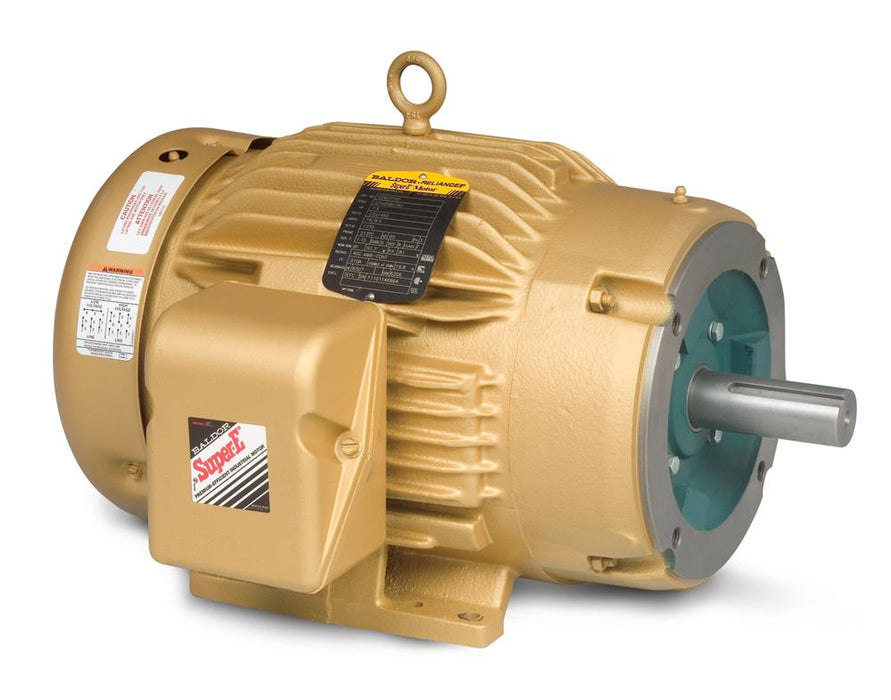 Baldor CEM3586T-5 General Purpose Three Phase Motor - CEM3586T-5