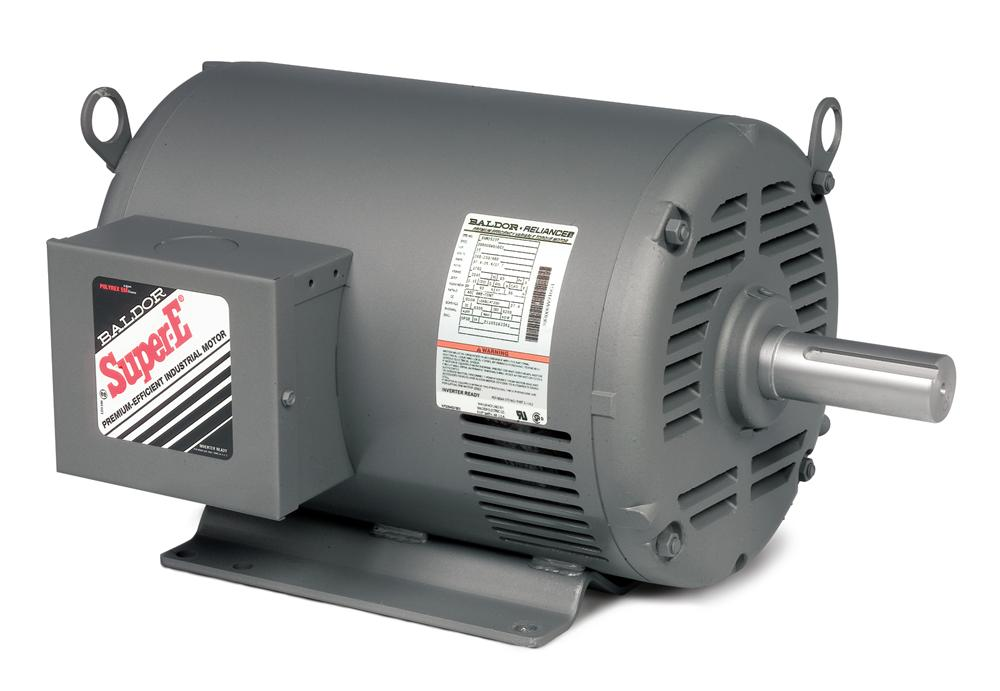 Baldor EHM2523T-8 General Purpose HVAC Motor - EHM2523T-8