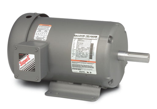 Baldor EHM3615T-5 General Purpose HVAC Motor - EHM3615T-5