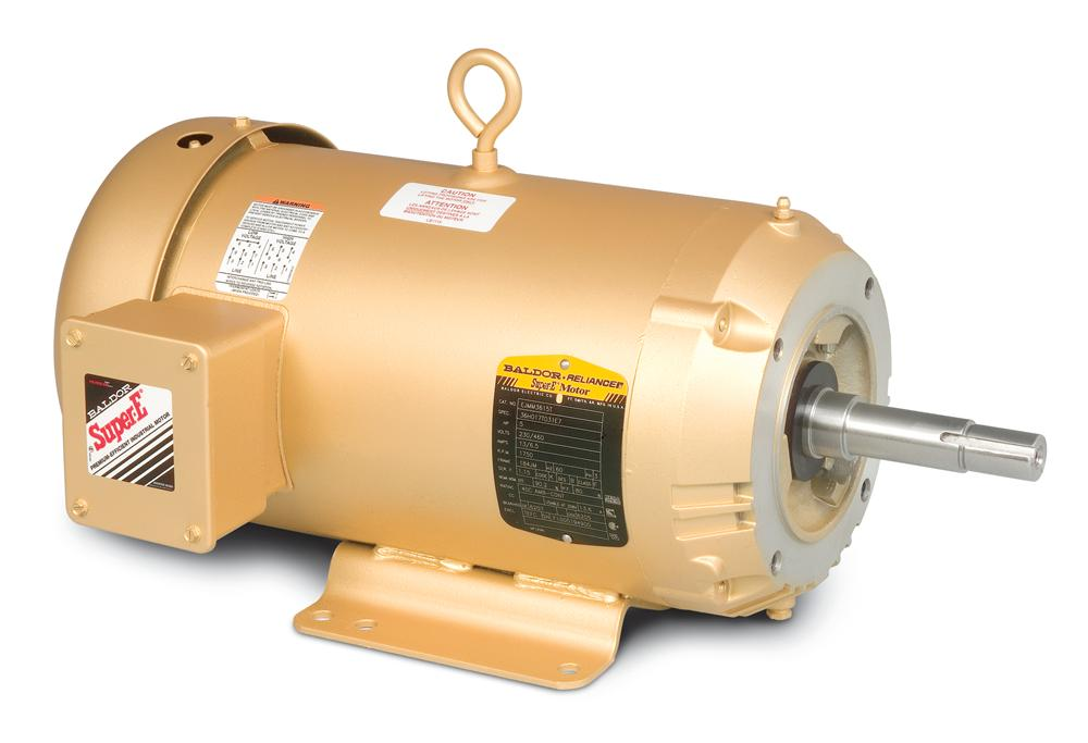 Baldor EJPM3714T Close Coupled Pump Motor - EJPM3714T