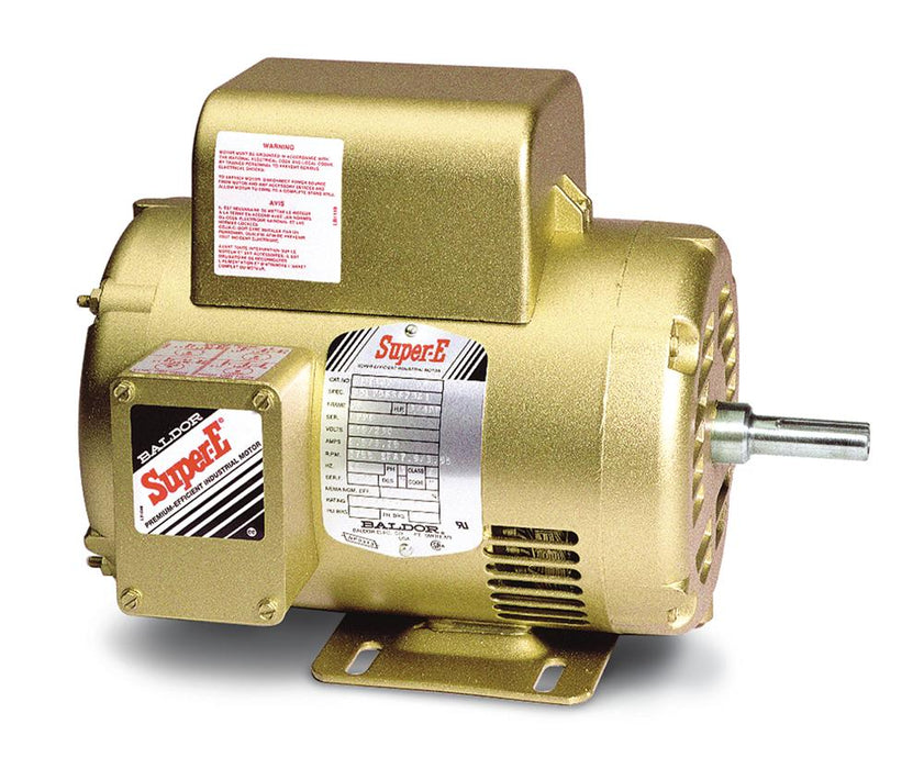 Baldor EL1405T General Purpose Single Phase Motor - EL1405T