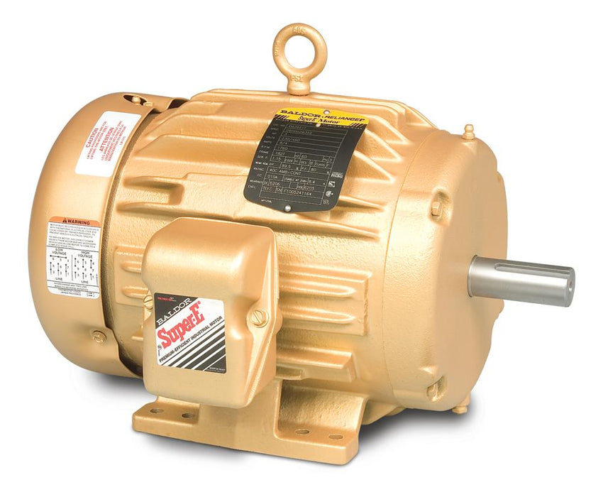 Baldor EM3584T General Purpose Three Phase Motor - EM3584T
