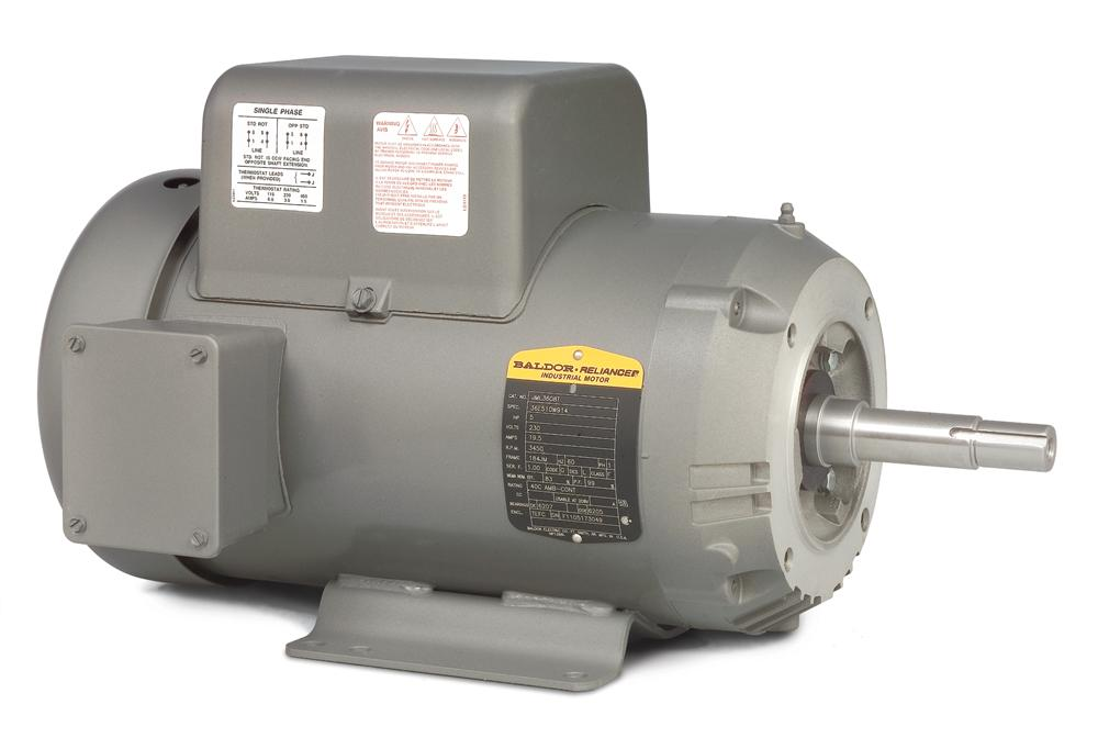 Baldor JML3608T Close Coupled Pump Motor - JML3608T