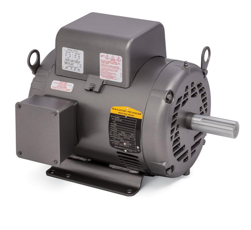 Baldor L1508T General Purpose Single Phase Motor - L1508T