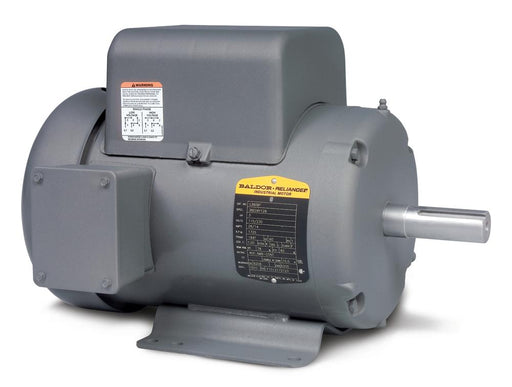 Baldor L3605T-50 General Purpose Single Phase Motor - L3605T-50