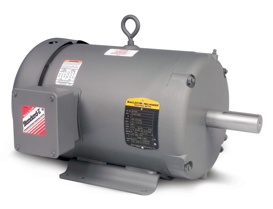 Baldor M3538 General Purpose Three Phase Motor - M3538