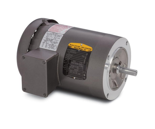 Baldor VEM3546 General Purpose Three Phase Motor - VEM3546