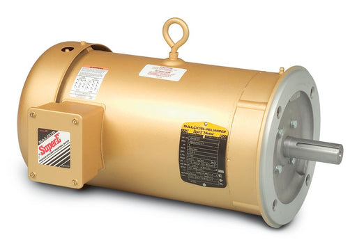Baldor VEM3555 General Purpose Three Phase Motor - VEM3555
