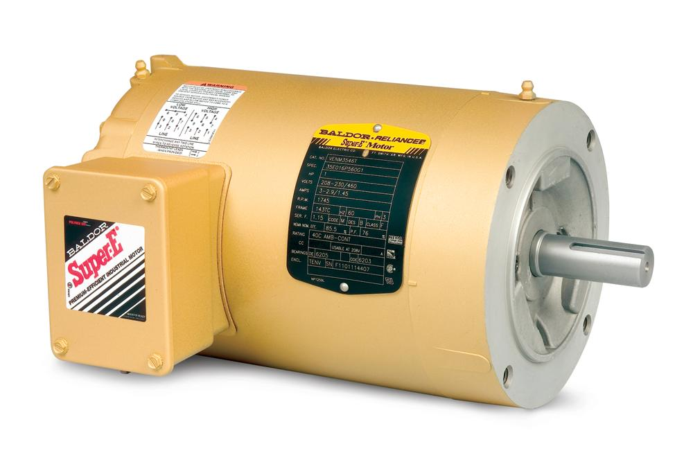 Baldor VENM3546T General Purpose Three Phase Motor - VENM3546T