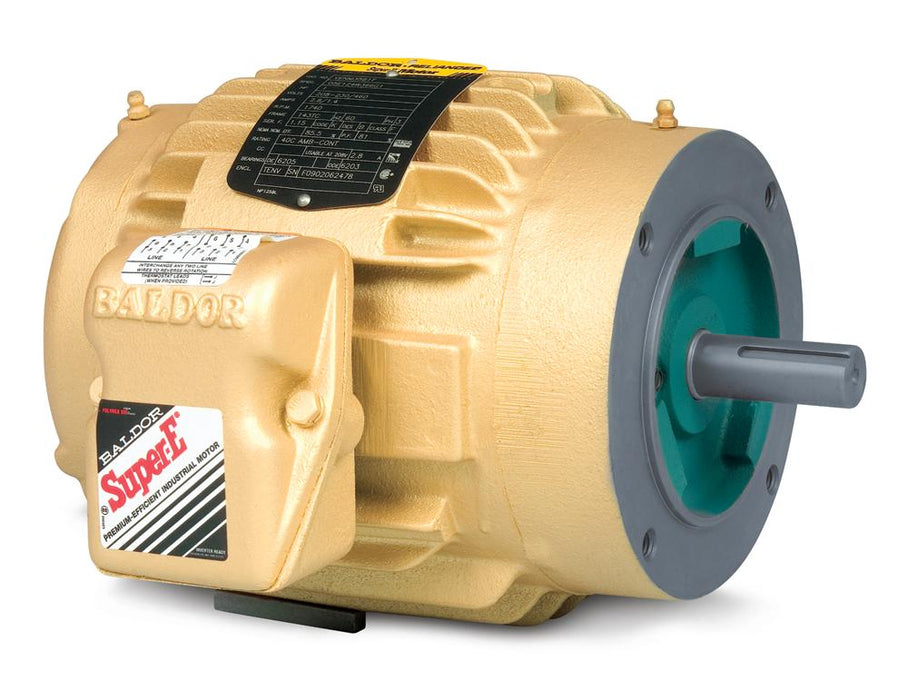 Baldor VENM3581T General Purpose Three Phase Motor - VENM3581T