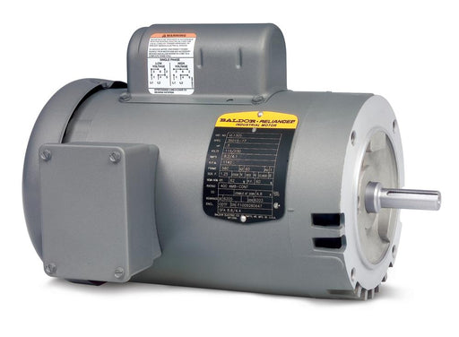 Baldor VL1321T General Purpose Single Phase Motor - VL1321T