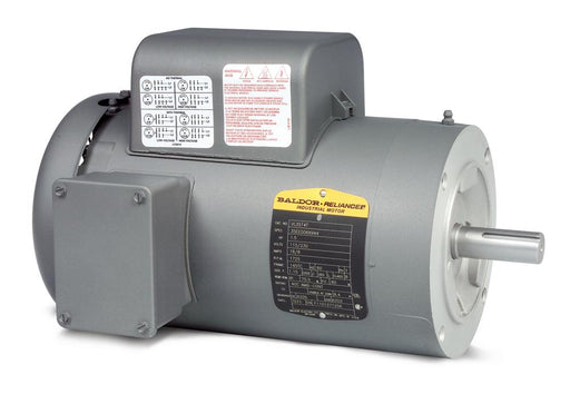 Baldor VL3609T General Purpose Single Phase Motor - VL3609T