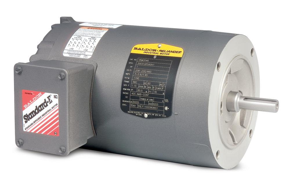 Baldor VNM3541 General Purpose Three Phase Motor - VNM3541