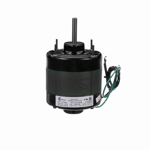 "Century 472 4.4"" Diameter HVAC OEM Replacent Motor - 472"