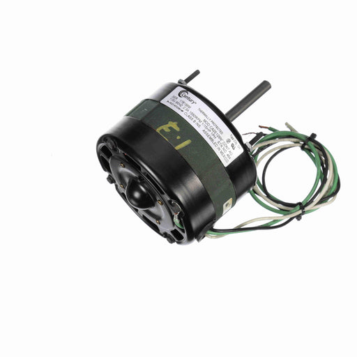 "Century 484 4.4"" Diameter HVAC OEM Replacent Motor - 484"