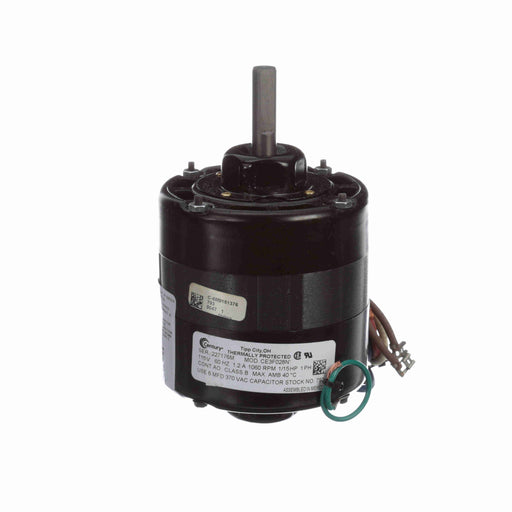"Century 793 4.4"" Diameter HVAC Ventilation Fan Motor - 793"