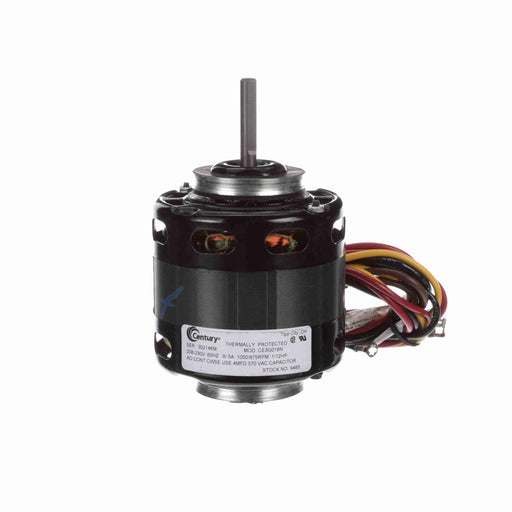 "Century 9485 4.4"" Diameter HVAC OEM Replacement Motor - 9485"