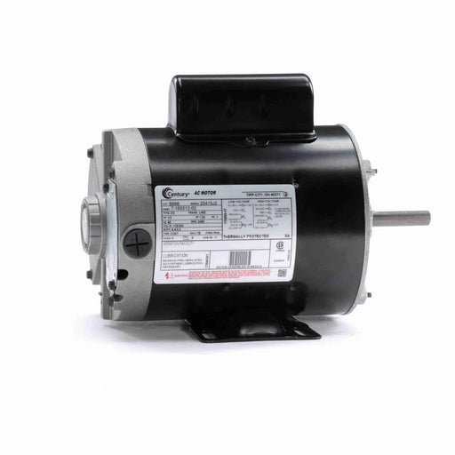 "Century B666 5.6"" Diameter Farm Duty Aeration Fan Motor - B666"