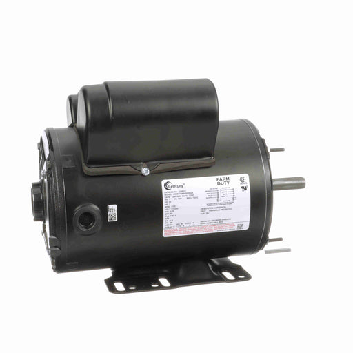 "Century C582V1 Capacitor Start, Capacitor Run 6-1/2"" Diameter Belt Drive Farm Duty Blower Motor - C582V1"