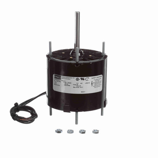 "Fasco D132 Shaded Pole 3.3"" Diameter General Purpose Motor - D132"