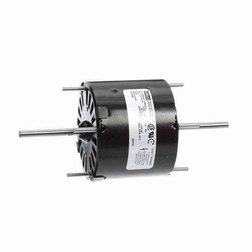 "Fasco D207 Shaded Pole 3.3"" Diameter Double Shafted General Purpose Motor - D207"