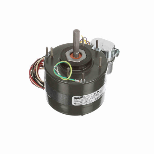 "Fasco D261 PSC (Permanent Split Capacitor) 5"" Diameter Ventilator and Unit Heater Motor - D261"