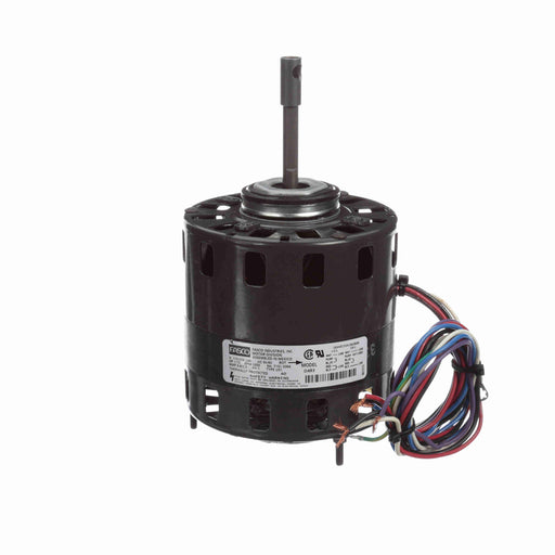 "Fasco D493 Shaded Pole 5"" Diameter OEM Replacement Self Cooled Condenser Fan and Heat Pump Motor - D493"