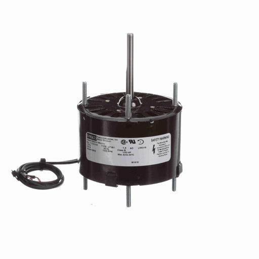 "Fasco D609 Shaded Pole 3.3"" Diameter General Purpose Motor - D609"