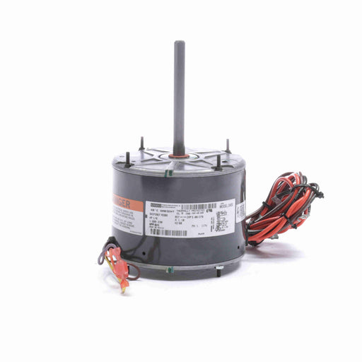 "Fasco D832 PSC (Permanent Split Capacitor) 5.6"" Diameter Rheem/Ruud OEM Replacement Motor - D832"