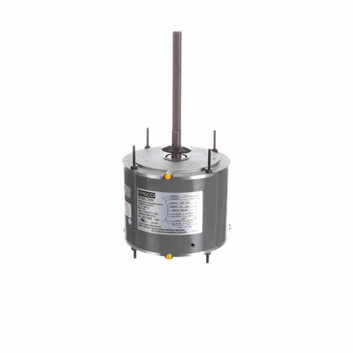 "Fasco D908 PSC (Permanent Split Capacitor) 5.6"" Diameter Condenser Fan Motor - D908"