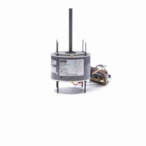 "Fasco D919 PSC (Permanent Split Capacitor) 5.6"" Diameter Condenser Fan Motor - D919"