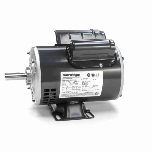 "Marathon C168A  6-1/2"" Diameter General Purpose Motor - C168A"