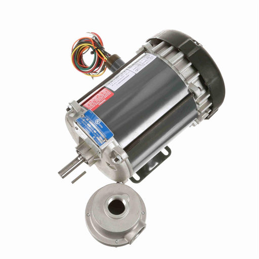 "Marathon C1803  6-1/2"" Diameter Explosion Proof Hazardous Duty Motor - C1803"