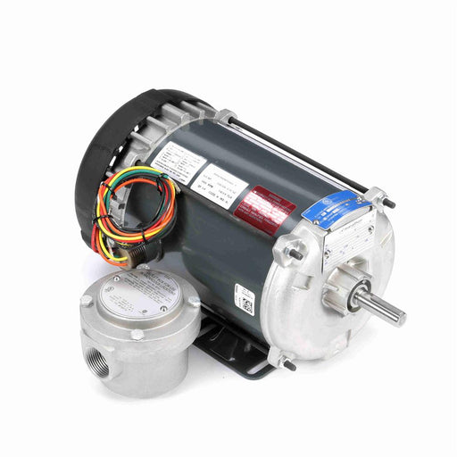 "Marathon C1807  6-1/2"" Diameter Explosion Proof Hazardous Duty Motor - C1807"