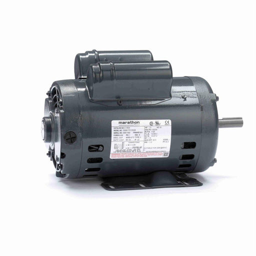 "Marathon C185A  6-1/2"" Diameter General Purpose Motor - C185A"
